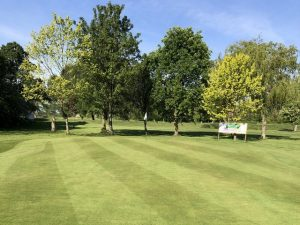 Manchester Based Golf Course