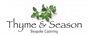 thyme and season logo