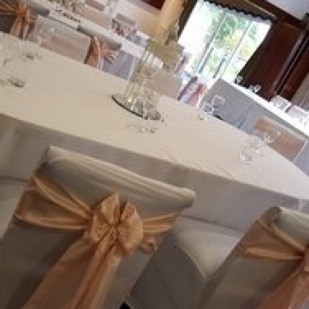 Manchester Based Golf Course function Room